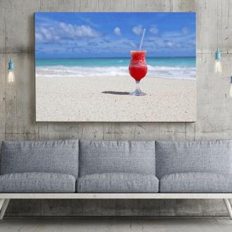 tablou canvas Summer Drink FDR 006 mockup 1