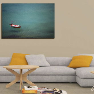 tablou canvas Tranquility TBW 007 mockup 1
