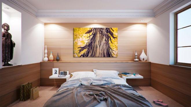 tablou canvas Tree Bark AWO 010 mockup 2 1