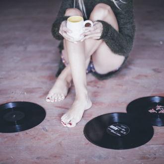 tablou canvas Vinyl LMU 001 1