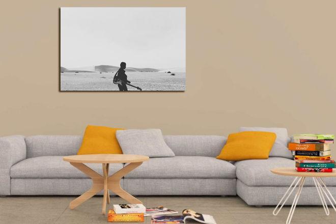 tablou canvas Wanderer LMU 002 mockup 1