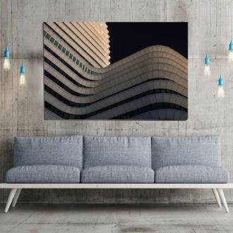 tablou canvas Wave UAR 008 mockup 1