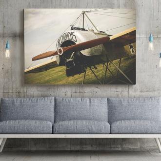 tablou canvas Wood Propeller TBA 001 mockup 1