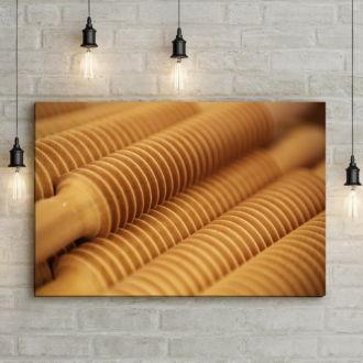tablou canvas Wood Rolls AWO 008 mockup 1