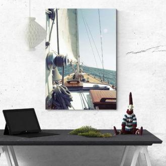 tablou canvas Yacht TBW 006 mockup 1
