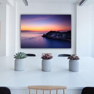 tablou canvas apus spectaculos pe mare nls 025 mockup 2 1