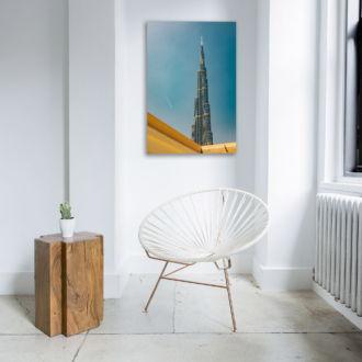 tablou canvas burj khalifa cea mai inalta cladire din lume UCC 013 mockup 1
