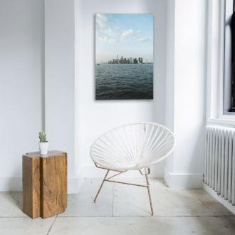 tablou canvas manhattan island vazuta de pe mare UNL 025 mockup 1