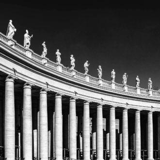 tablou canvas strajerii bazilicii sfantul petru din vatican UAR 025 1