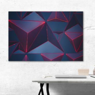 tablou canvas abstract ABSL 004 simulare3