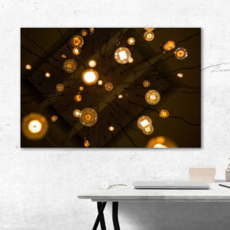 tablou canvas abstract ABSL 006 simulare3