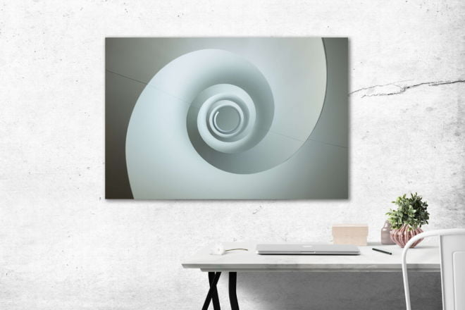tablou canvas abstract ABSL 007 simulare3