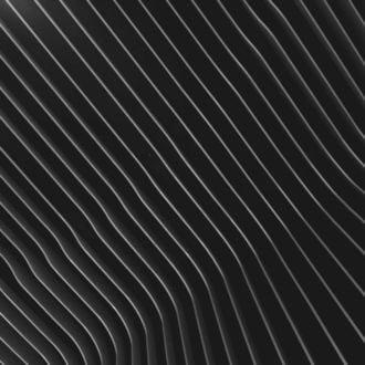 tablou canvas abstract alb negru ABWL 006