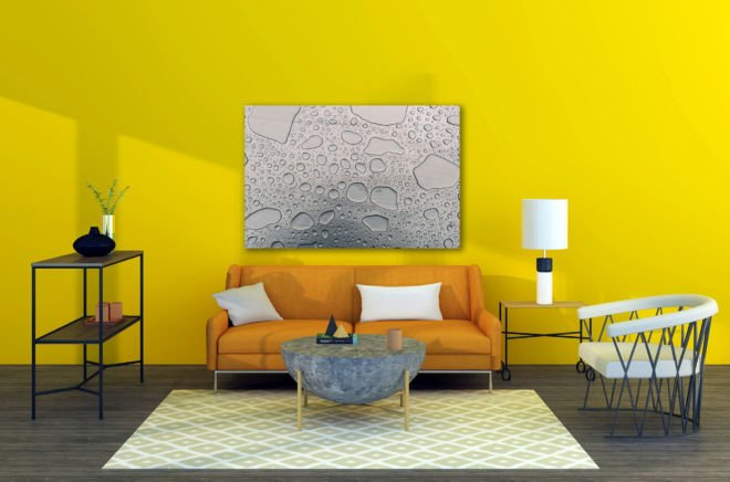 tablou canvas abstract alb negru ABWL 012 1