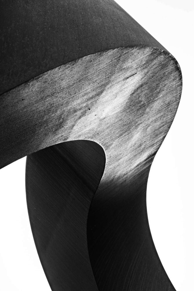 tablou canvas abstract alb negru ABWP 007