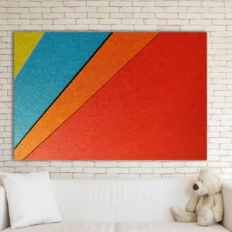tablou canvas abstract culori ACOL 005 1