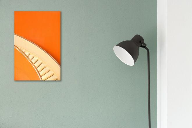 tablou canvas abstract culori ACOP 006 simulare