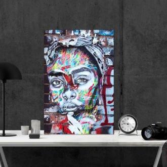 tablou canvas abstract graffiti AGRP 003 1