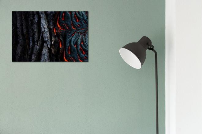 tablou canvas abstract texturi ATEL 003 simulare