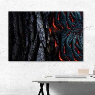 tablou canvas abstract texturi ATEL 003 simulare3