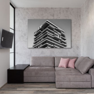 tablou canvas urban arhitectura UARL 001 1