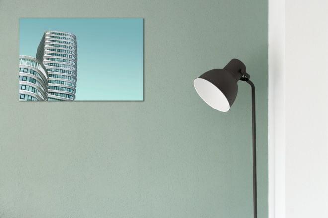 tablou canvas urban arhitectura UARL 009 simulare