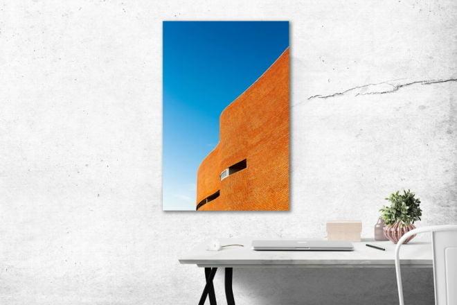 tablou canvas urban arhitectura UARP 002 simulare2
